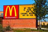 American Fast Food in Pop Art Mode