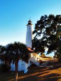 St Marks lighthouse, Florida