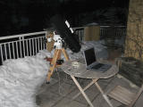 My Mobile Terrace Observatory ( MTO) II