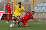 המשחק נגד עירוני רמהש בבית מחזור שני בליגה