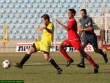 המשחק מול הפועל חיפה ברבע גמר גביע הטוטו