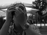 the unknown photographer (photo by Nathan Wajsman)