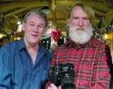 Geoff Hopkinson and Doug Herr (Ted Grant)