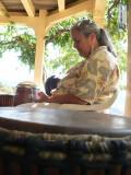 Drum w/ Carolyn Brandy - 9/20/08