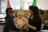Leslie's Birthday  - Mrs. Boo - Gram - 3/24/09
