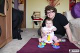 Babysitting Mrs. Boo - 3/28/09