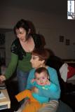 Iris' Mom Visits - 5/18/09
