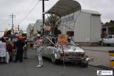 Burning Man - Deconstruction -  San Francisco, CA 10/11/09