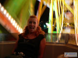 Girl on Giant Wheel