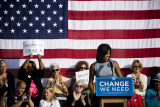 Women for Obama Rally