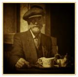 I don't drink coffee, I take tea my dear.
