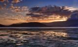 Sunset , upper harbour.