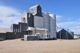 Grain elevator-Craig, CO