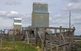 Montana grain elevators.