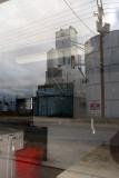 Strasburg, CO old grain elevator.