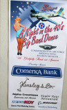 """CAF's """"A Night in the '40s Big Band Dance"""""""