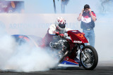 Harley Drag Racing