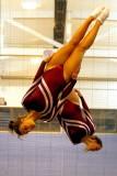 Trampolining Gymnastics