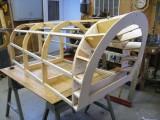 bonnett frame flair