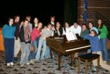 Musical Theatre Workshop with Ryan Driscoll and Nikki MacCallum