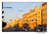 Autour de la perspective Nevsky