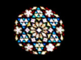 Stained glass diffusion