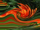 Twirled