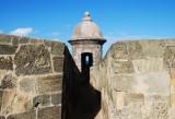 Sentry Box in El Morro, OSJ
