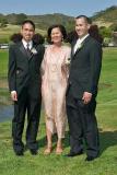 Eric, Diane and Adam