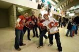 Calgary Flames vs. San Jose Sharks - February 12, 2008