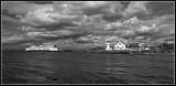 Mukilteo Lighthouse Black & White