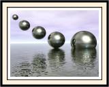 Metalic Bubbles