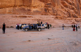 Everyone in Wadi Rum