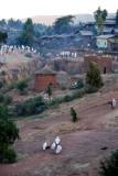 Village Scene: Lalibela