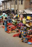 Ibadan Street Color