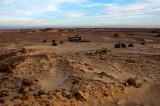 Black Desert Camping