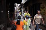 Street Scene: Varanasi