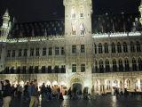 Brussels (at night) - Belgium