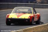 The Heinz Blind 1971 Porsche 914-6 GT - sn 914.143.0306