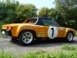 Monte Carlo Rallye 914-6 GT (S-Y 7716) - sn 914.143.0141