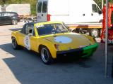 The Paul Singer 1970 Porsche 914-6 GT - sn 914.043.0000