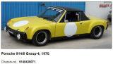 1970 Porsche 914-6 GT, sn 914.043.0071 Dealer, 2006/Jul Asking Euro €185,000