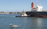 Tanker berthing