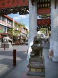 Square in Cabramatta
