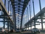 Bridge Crossing, northbound