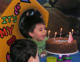Charlie's 4th birthday - 2