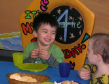 Charlie's 4th birthday - 1