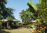 Lomolomo village houses