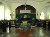 Interior, Methodist church