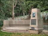 Monument to Banks